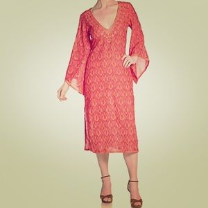 Calypso St. Barth Shift Dress